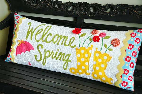 Image result for welcome pillow